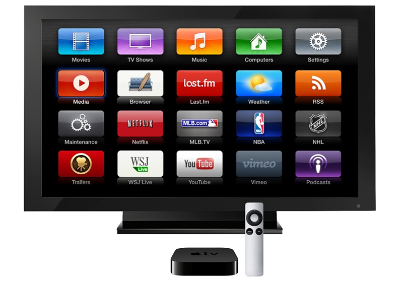 customise apple tv
